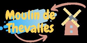 logo Moulin de Thevalles